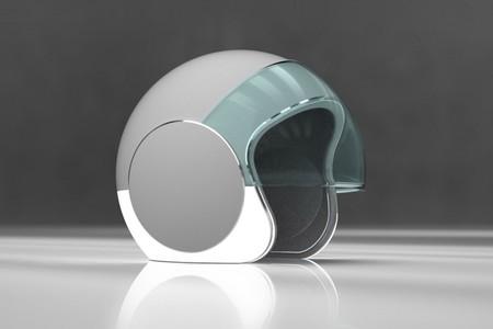 Este casco pretende prevenir accidentes y mejorar nuestra seguridad, pero ni siquiera es integral