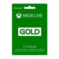 Xbox Live Gold: suscripción de 12 meses con 20 euros de descuento en eBay