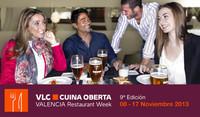 Arranca una nueva edición de Valencia Cuina Oberta