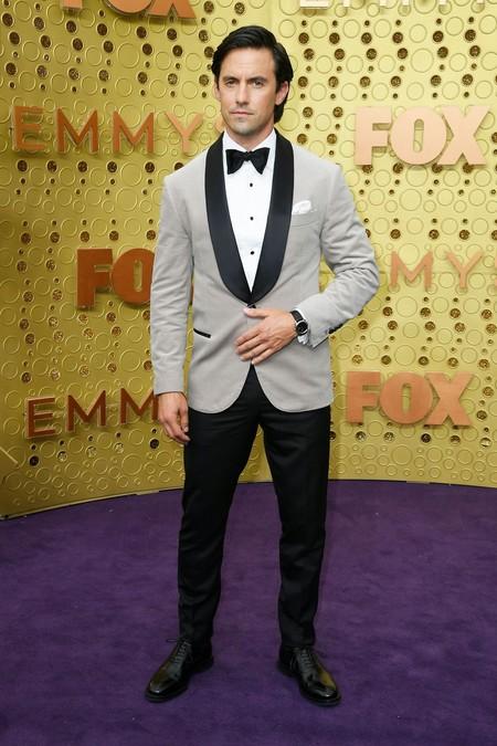 Milo Ventimiglia Emmy Awards Red Carpet Alfombra Roja Trendencias Hombre 3