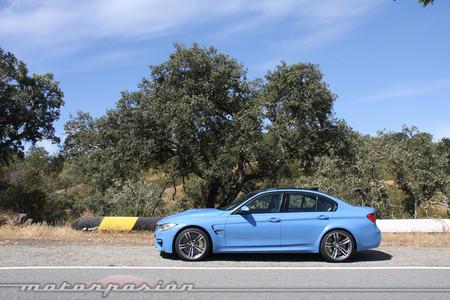 BMW M3 presentación