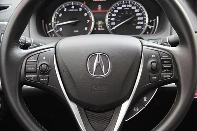 Acura TLX, prueba (parte 2)