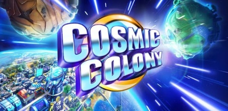 Cosmic Colony, crea tu propia colonia espacial en tu Android