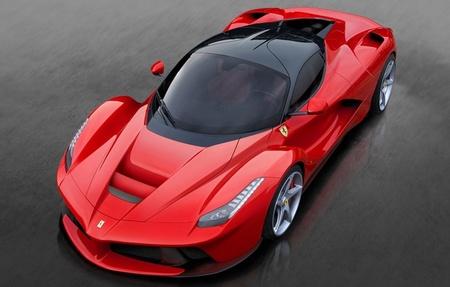 Ferrari LaFerrari exterior rojo 05