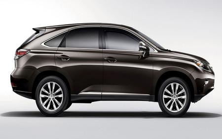 Rumores sobre un nuevo Lexus SUV para 2014