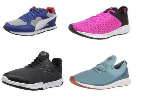 Chollos en tallas sueltas de zapatillas New Balance, Adidas, Puma o Kelme por menos de 30 euros en Amazon