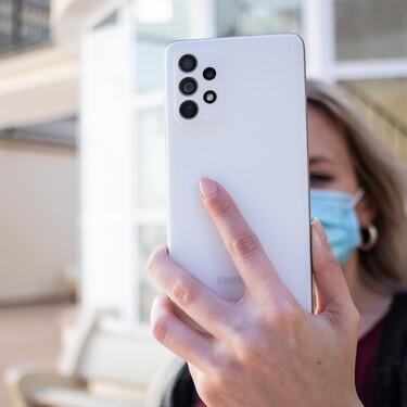 Samsung Galaxy A72, análisis: vine por el teleobjetivo y me quedé por la batería