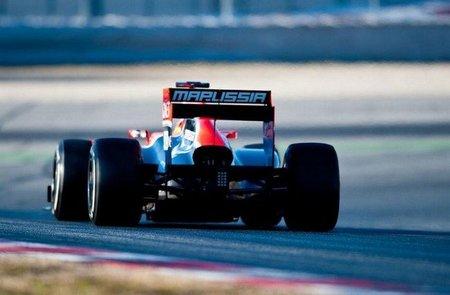 Marussia no pasa las pruebas de choque y se queda sin test