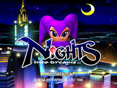 El 'NiGHTS' original llegará a PlayStation 2
