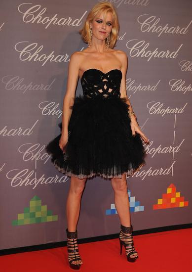 Alfombra roja fiesta Chopard Trophy en Cannes: los looks de las invitadas