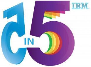 IBM vuelve a dar su predicción de como cambiará la computación en 5 años