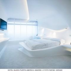 Foto 2 de 11 de la galería hotel-puerta-america-planta-1-zaha-hadid en Decoesfera