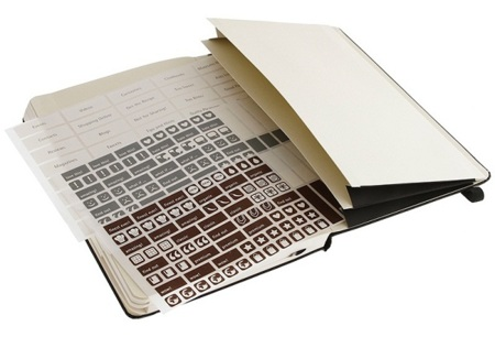 Moleskine Chocolate