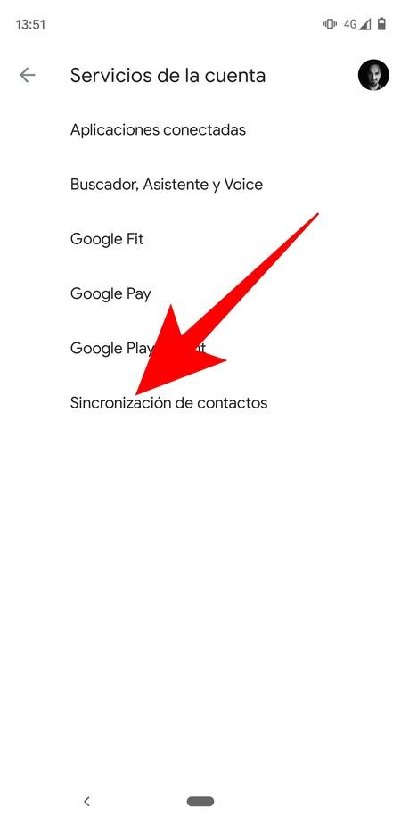 Sinc Contactos