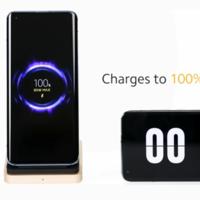 Xiaomi presenta la carga inalámbrica más rápida del mundo: 80W para cargar sin cables un smartphone de 4,000 mAh en 19 minutos