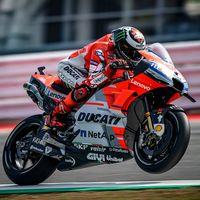"""Jorge Lorenzo renuncia a correr el GP de Japón: """"El dolor es más fuerte de lo esperado"""""""