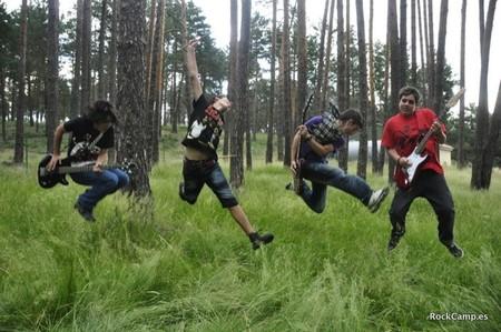 Ya ha arrancado Rock Camp 2013