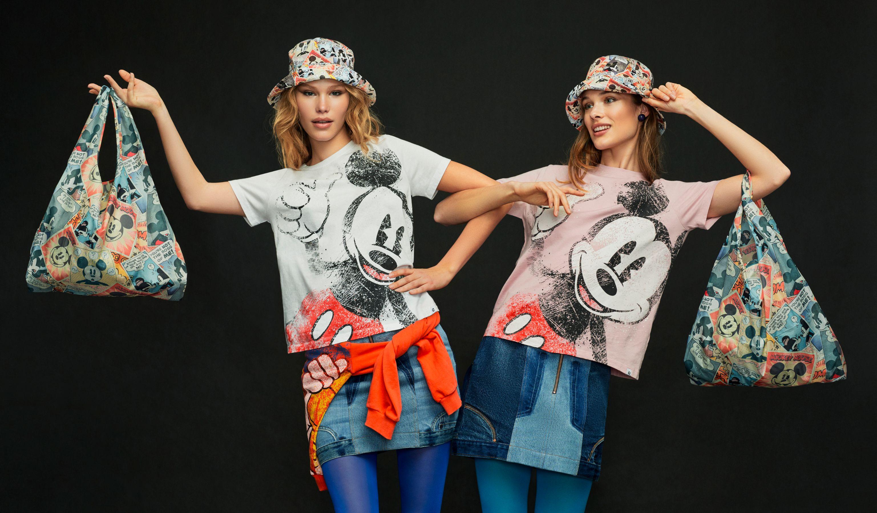 Camiseta Mickey Mouse 100% algodón