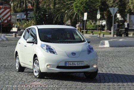Presentacion Nissan Leaf