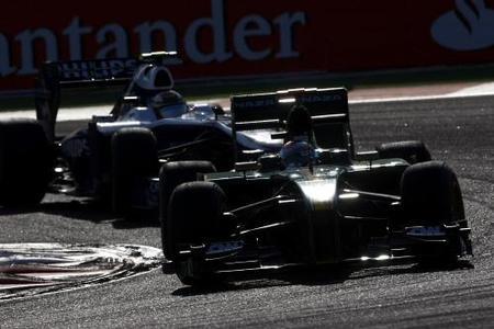 Lotus F1 Racing desarrollará sus propias suspensiones y sistema hidráulico