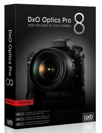 El software Optics Pro 8 ya «se entiende» con la Canon EOS 70D y la Sony RX1R