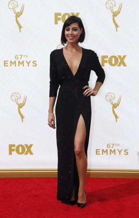 Aubrey Plaza Emmys 2015