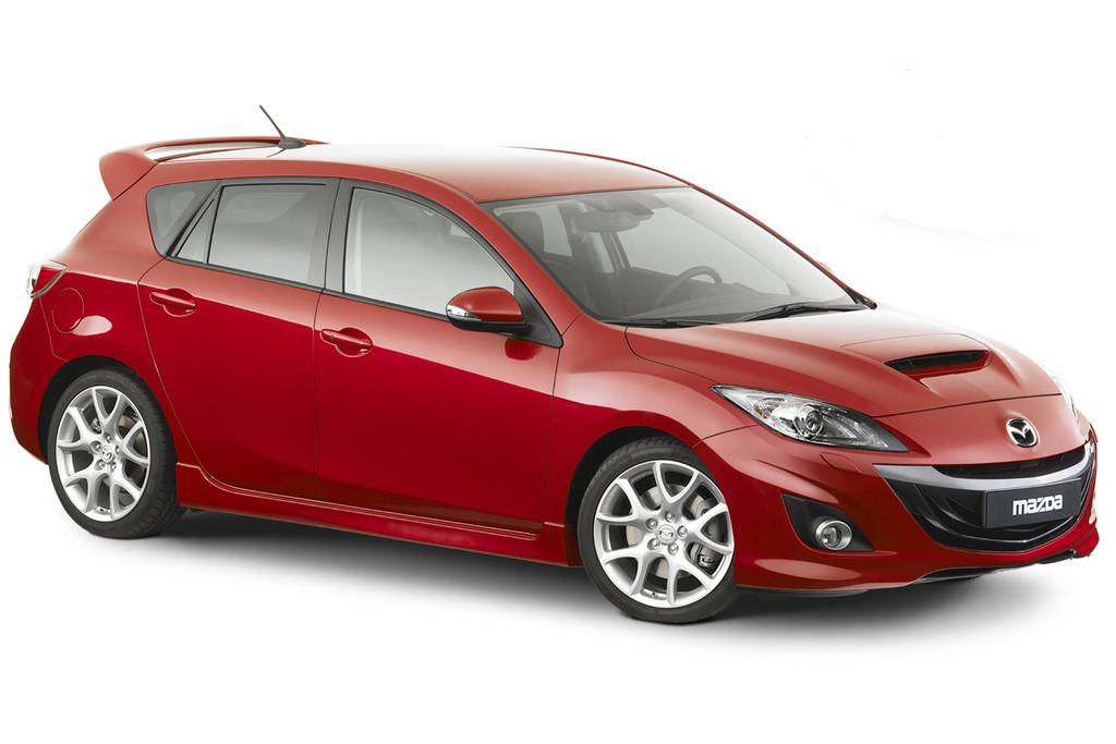 Foto de Mazda3 MPS, anticipo de imágenes (1/14)