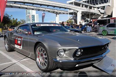 Mach Forty: cuando mezclas un Mustang Mach 1 con un Ford GT40