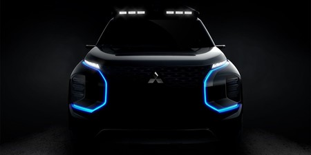 El Mitsubishi Engelberg Tourer anuncia una nueva era de vehículos 100% eléctricos