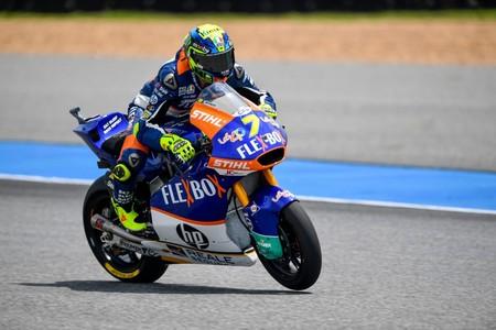 Baldasarri Tailandia Moto2 2019