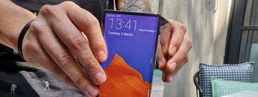Huawei Mate X: le pusimos las manos encima a un smartphone del futuro y esto fue lo que encontramos