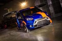 Ford Transit Connect: ahora, enriquecido con Hot Wheels