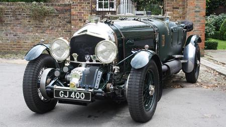 Se vende Bentley con motor Meteor de 27 litros