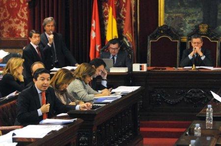 El Ayuntamiento de Madrid justifica el desalojo de los que 'alteraban la convivencia'