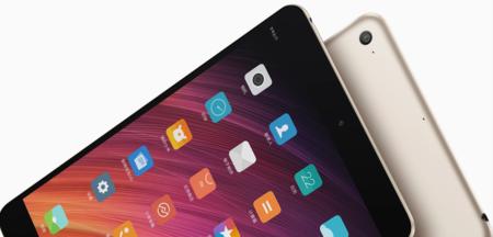 Xiaomi MiPad 3: mismo cuerpo de metal, pero con chipset MediaTek y 4 GB de RAM