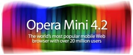 Opera Mini listo para Android