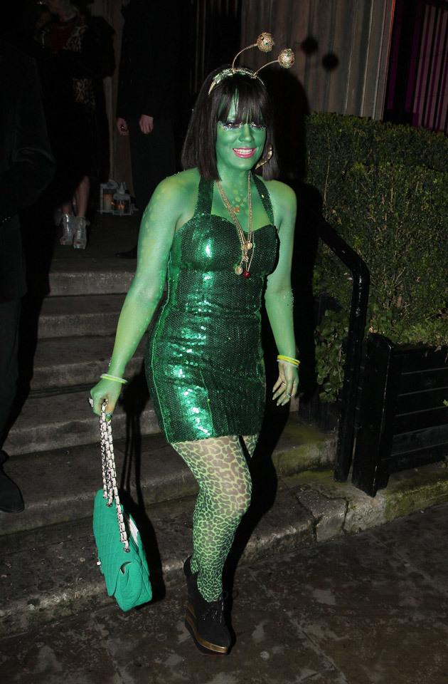Foto de Halloween 2013: los mejores disfraces de las famosas (1/25)