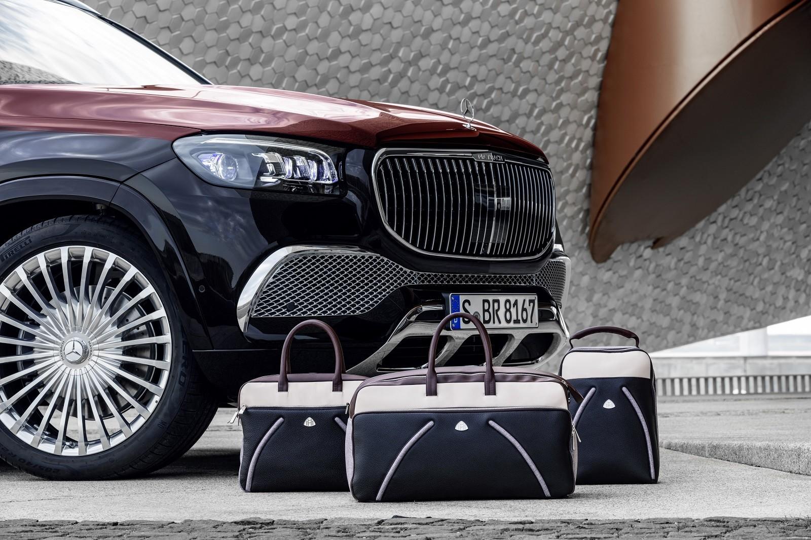 Foto de Mercedes-Maybach GLS 600 2020 (13/17)