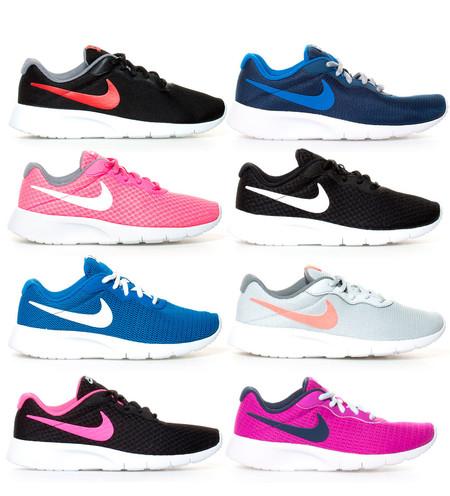 Aprovecha el Superweekend de Ebay para hacerte con las Nike Tanjun Gs por 36,94 euros con envío gratis