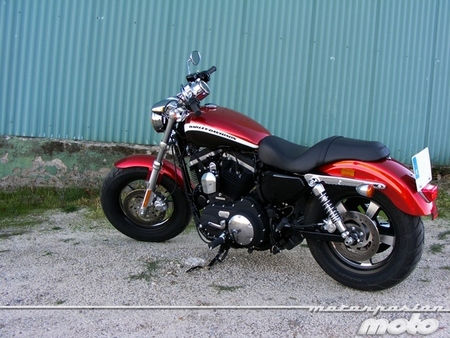 H-D XL 1200CA Custom Limited