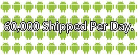 Android market llega a las 30.000 aplicaciones