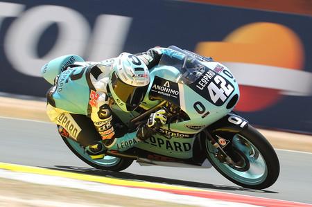 Marcos Ramirez Moto3 2016