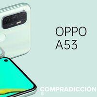 El OPPO A53 es todo un chollo de smartphone en las ofertas Electro 3 de El Corte Inglés: estrena móvil por sólo 127 euros