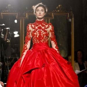Marchesa Otoño-Invierno 2012/2013: listos para desfilar por la red carpet