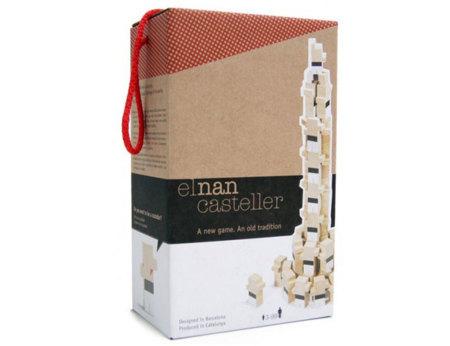 El Nan Casteller: haciendo castells con fichas de construcción
