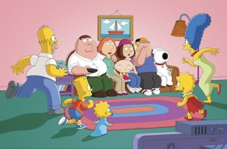 ¿Fan de la familia Simpson? He aquí sus dos crossover la mar de molones