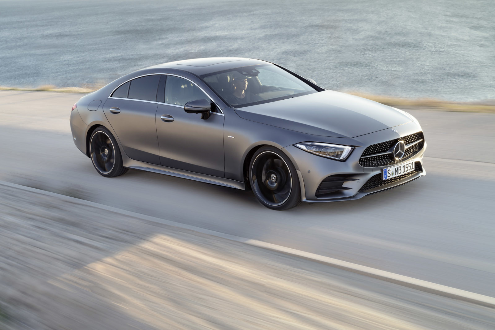 Foto de Mercedes-Benz CLS Coupé 2018 (28/56)