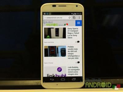 El Moto X+1 aparece de nuevo en la pagina de Motorola EUA