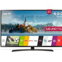 Smart TV LG 43UJ634V, con 43 pulgadas y resolución 4K, por sólo 379 euros y envío gratis