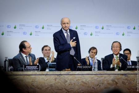 Acuerdo histórico en la Cumbre de París contra el cambio climático